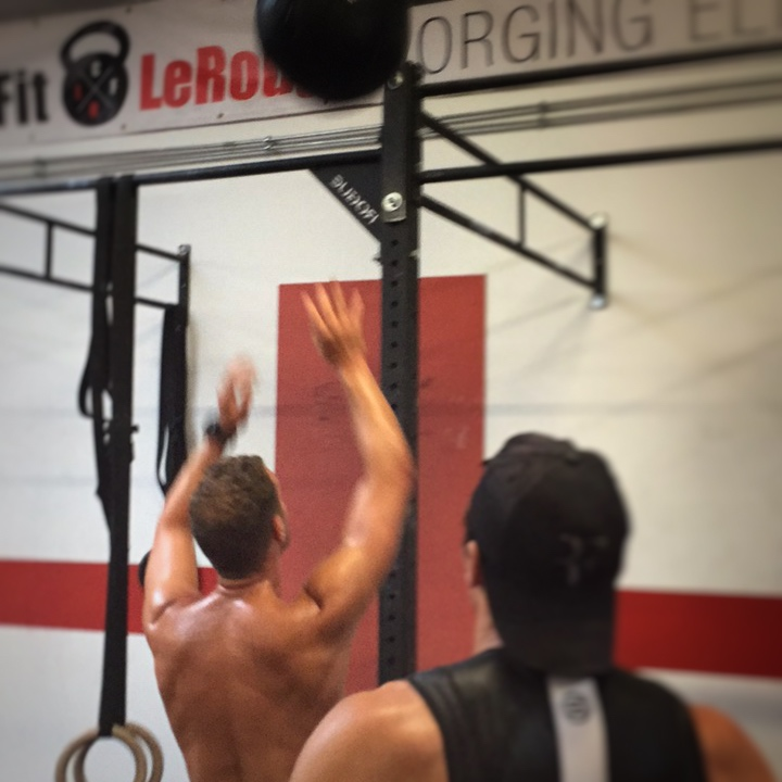 Workout of the Day Archives - CrossFit Le Rouge